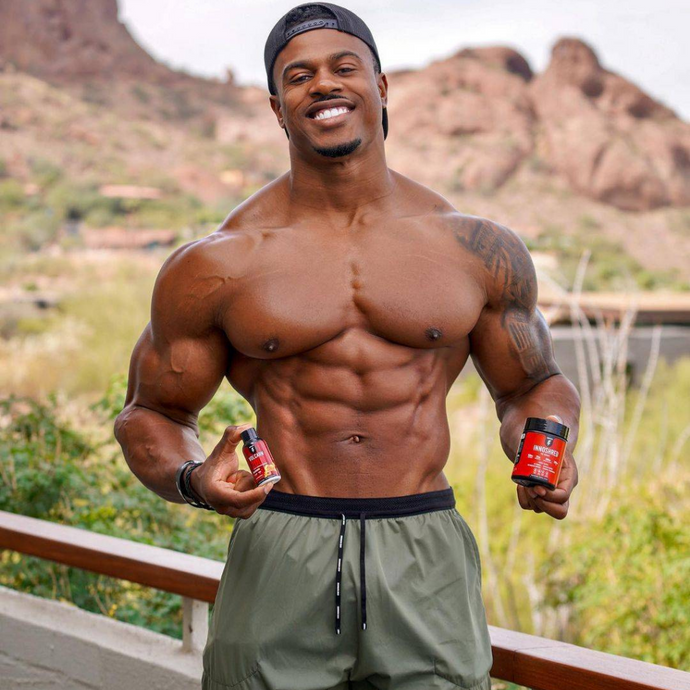 Workout Wednesday - Simeon Panda