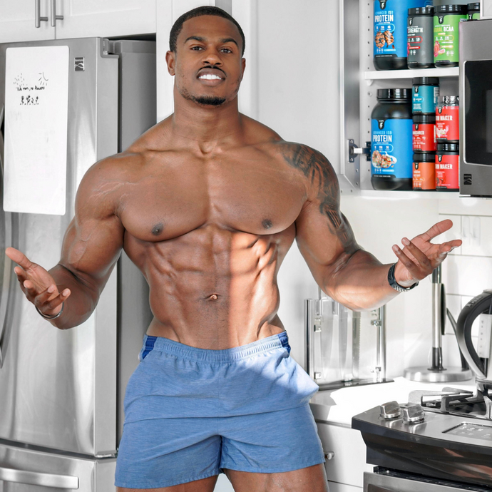 Workout Wednesday #29 - HIIT with Simeon Panda