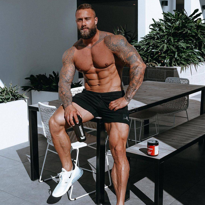 Shredded Saturday, Leg Day with Zac Smith