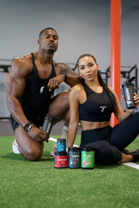 Natural BCAA Benefits
