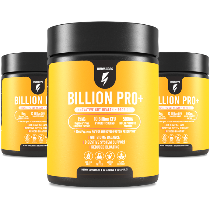 3 x Billion Pro+