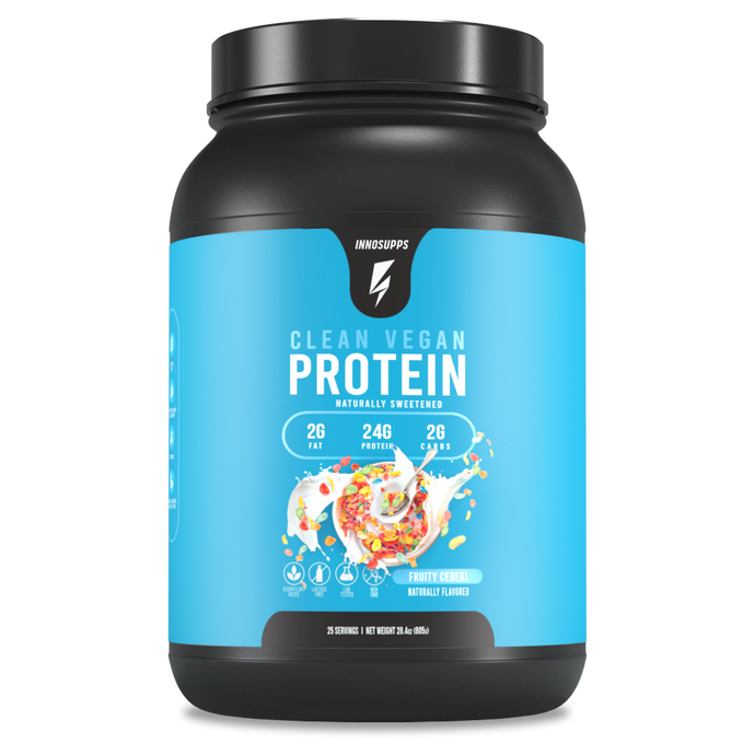 Clean Vegan Protein