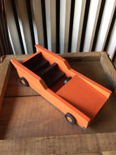 Load image into Gallery viewer, Vintage Wooden Sports Car, Handmade
