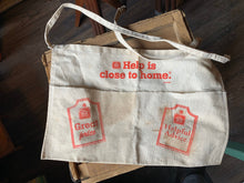 Load image into Gallery viewer, Vintage Carpenters Apron, Home Hardware