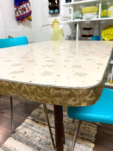 Vintage MCM Dining Table
