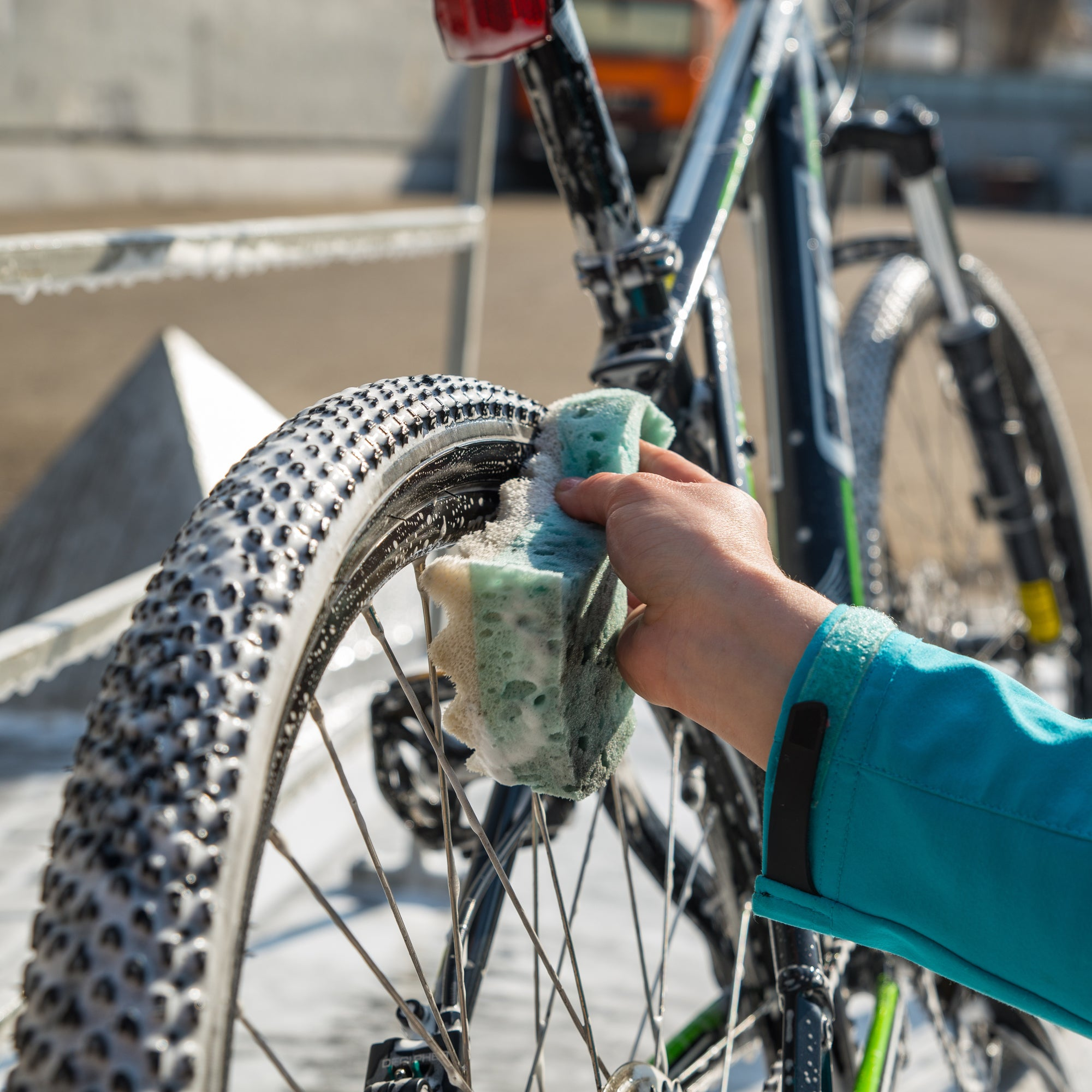 7 Quick And Easy Ways To Clean Your Bike