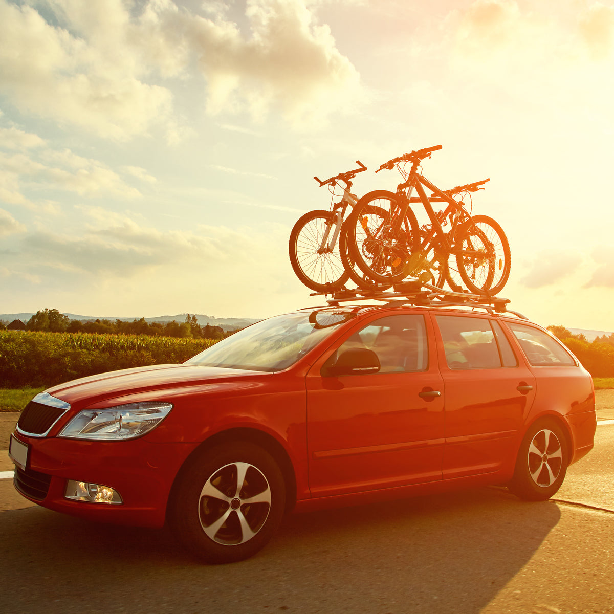 How To Put A Bike Rack On A Car