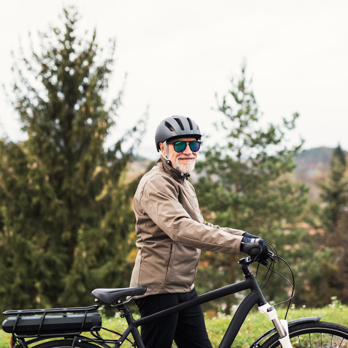 Why Older Riders Benefit from E Bikes