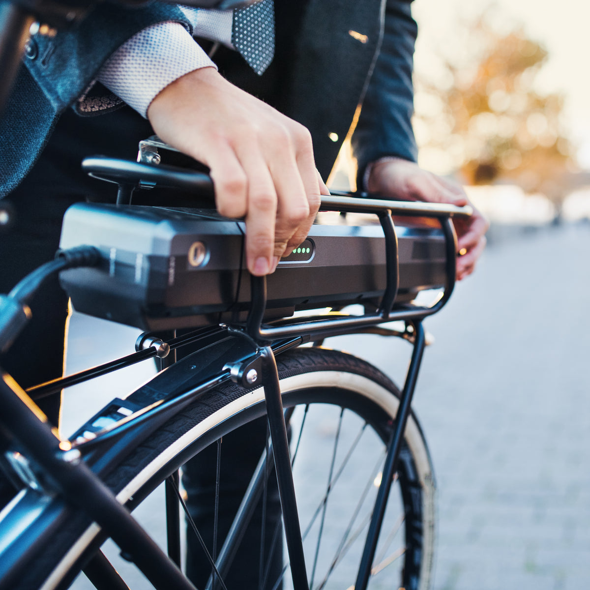 5 Reasons Bike Commuters Should Consider E-Bikes