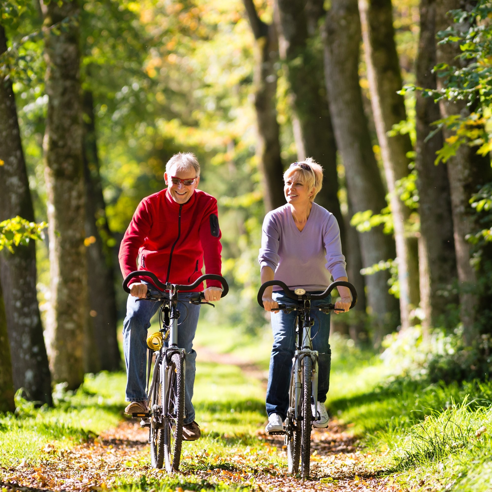 7 Benefits Of Cycling As A Senior