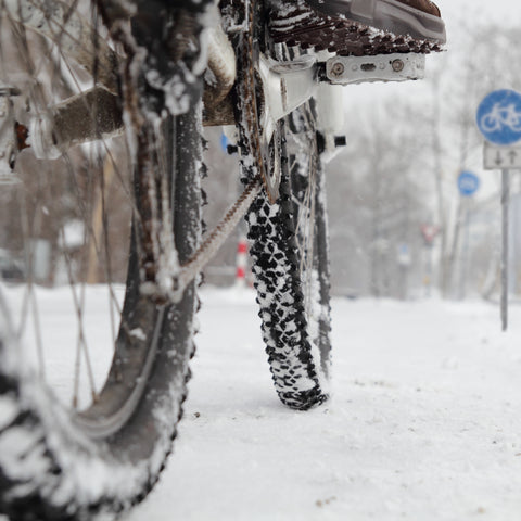 Tips For Cycling In The Winter