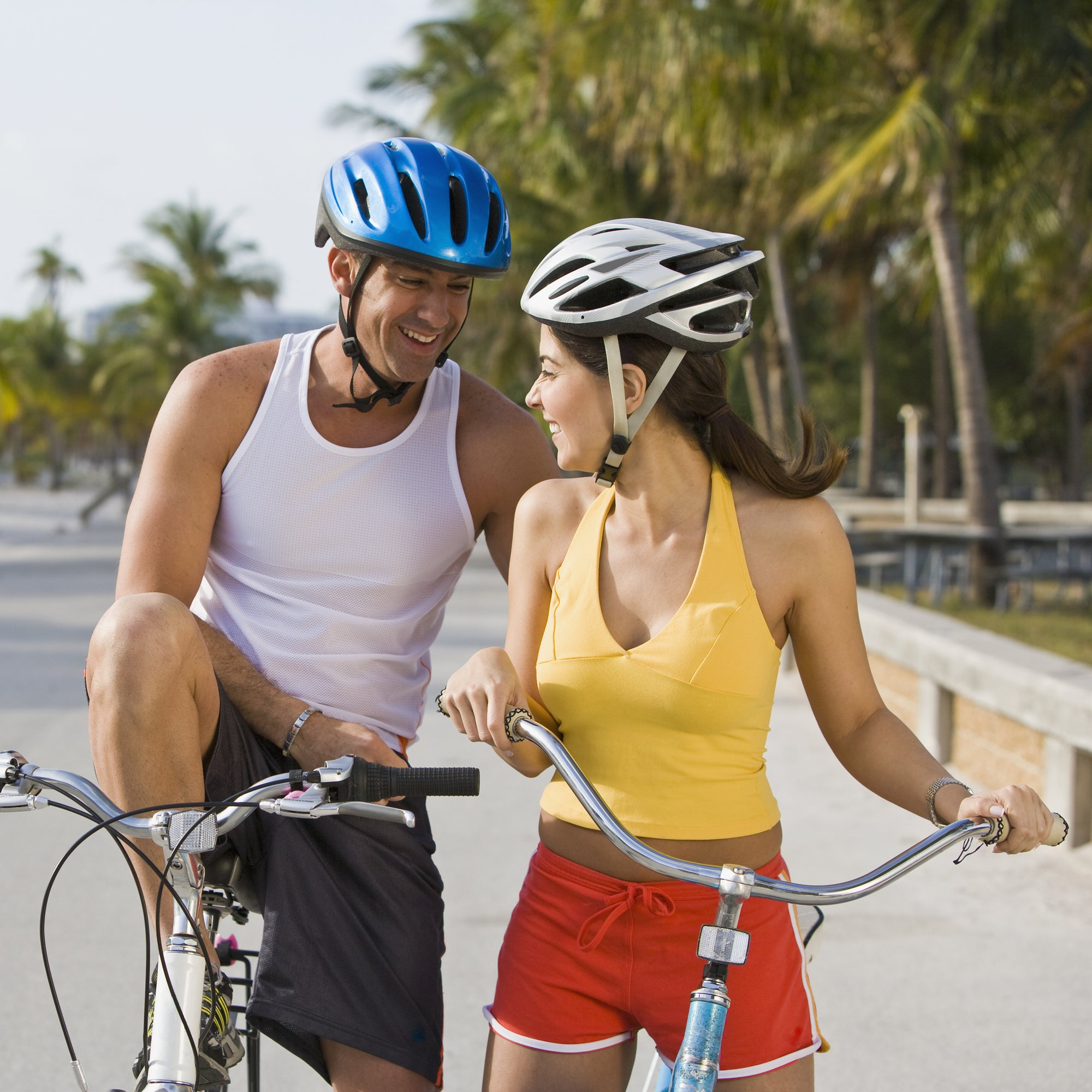 Where To Ride Bikes In Miami