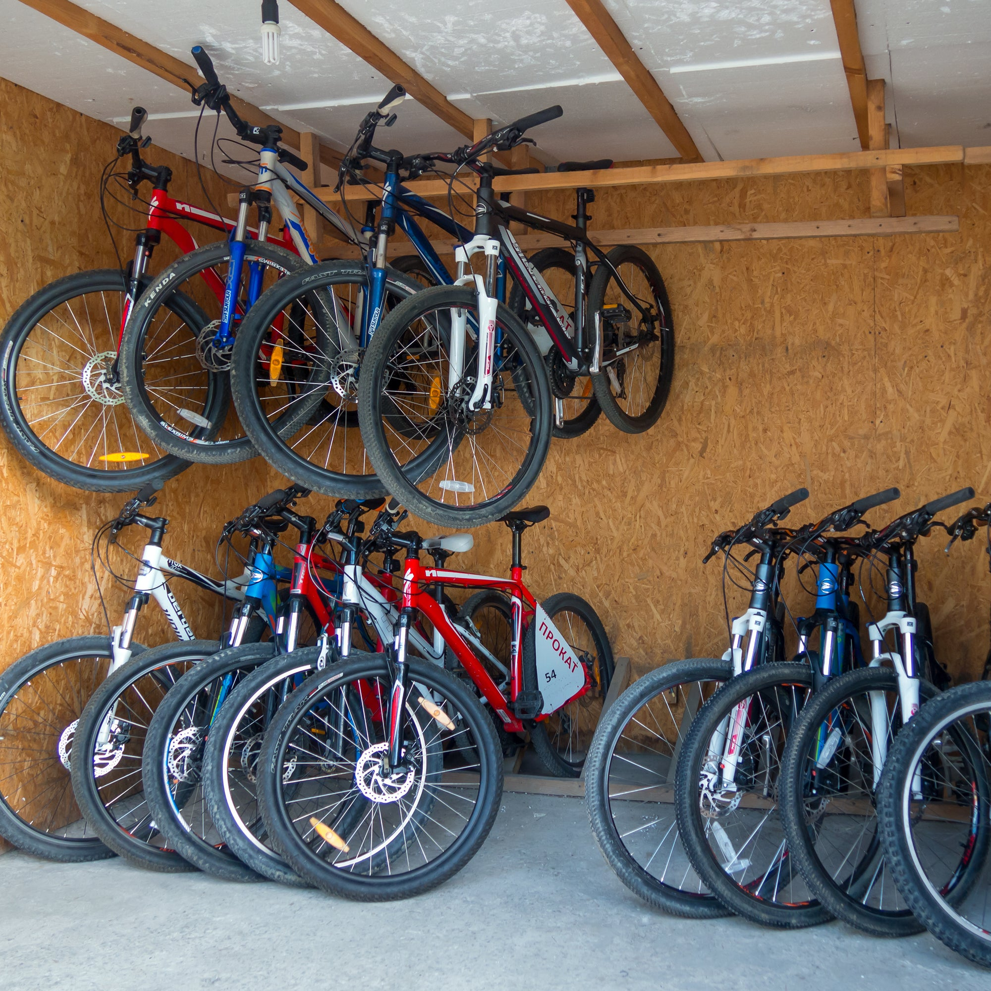 How To Store Your Bike Indoors