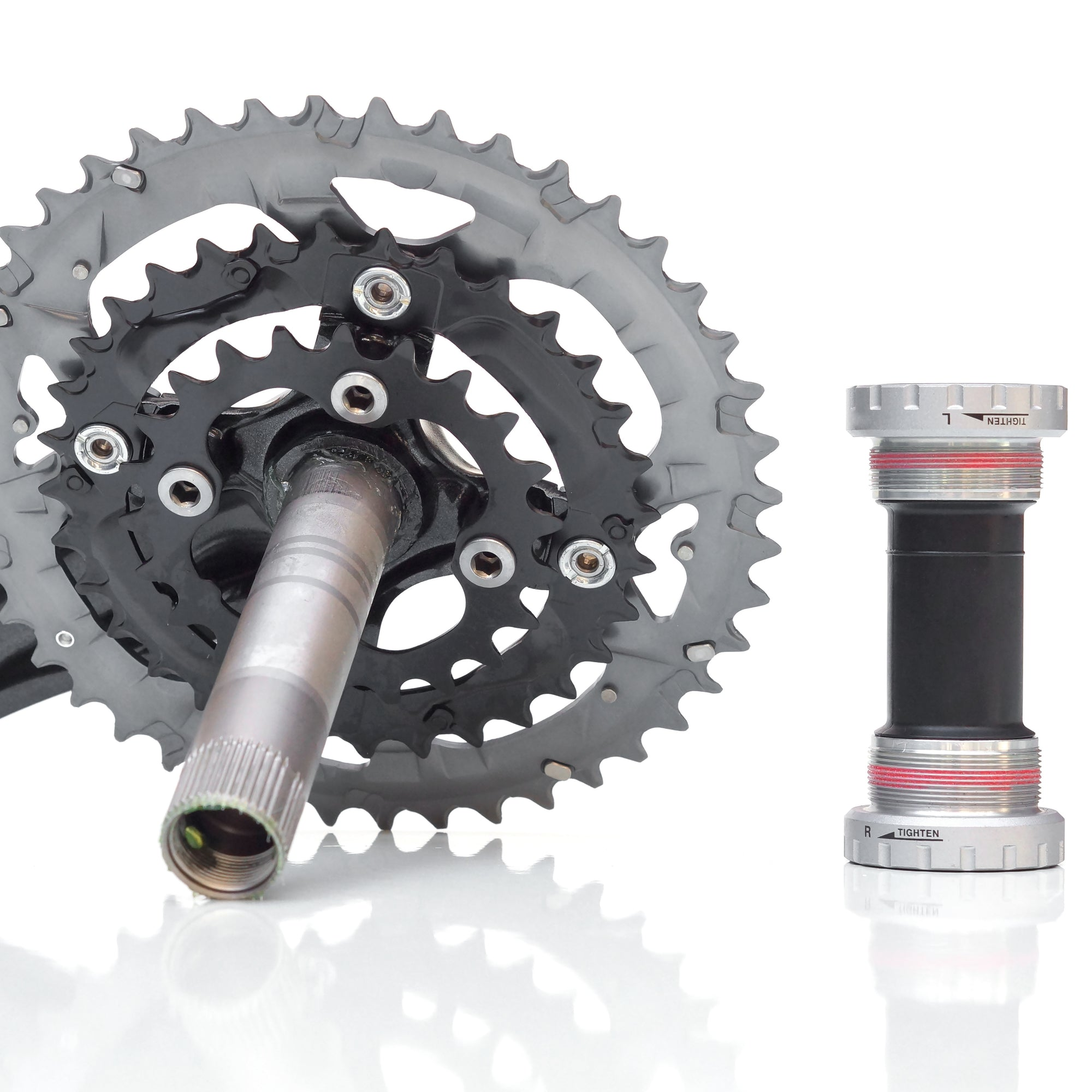 Guide To Understanding Bottom Brackets And Cranksets