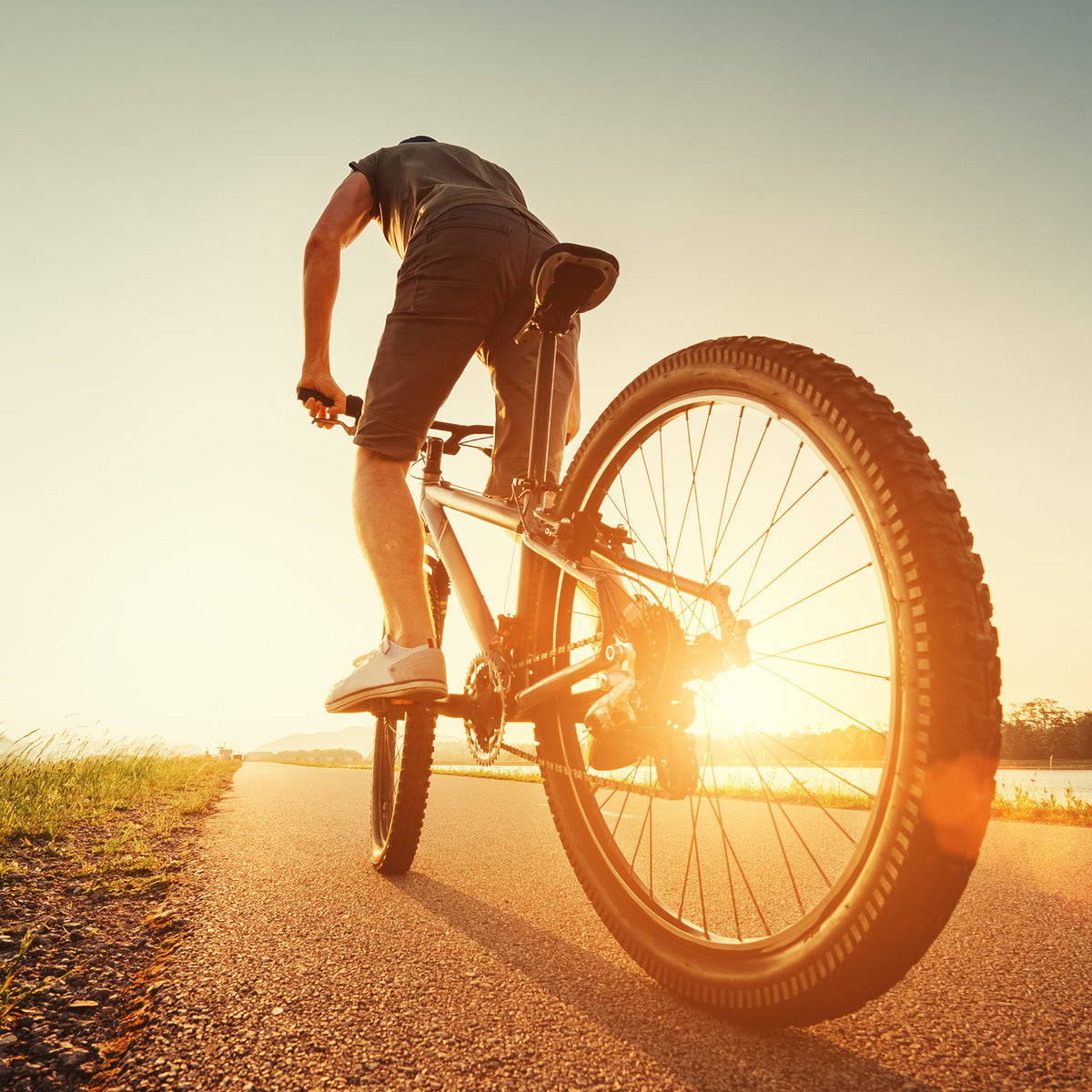 10 Tips For Bike Riding In Summer Heat