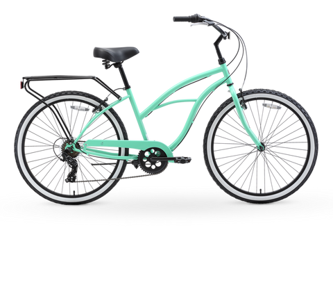 2021 Beach Cruiser Buying Guide: Best Women's Cruiser Bikes at Sixthreezero