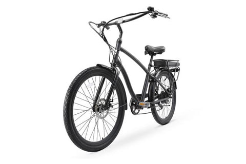 Pedal Assist and Full Throttle on Electric Bikes
