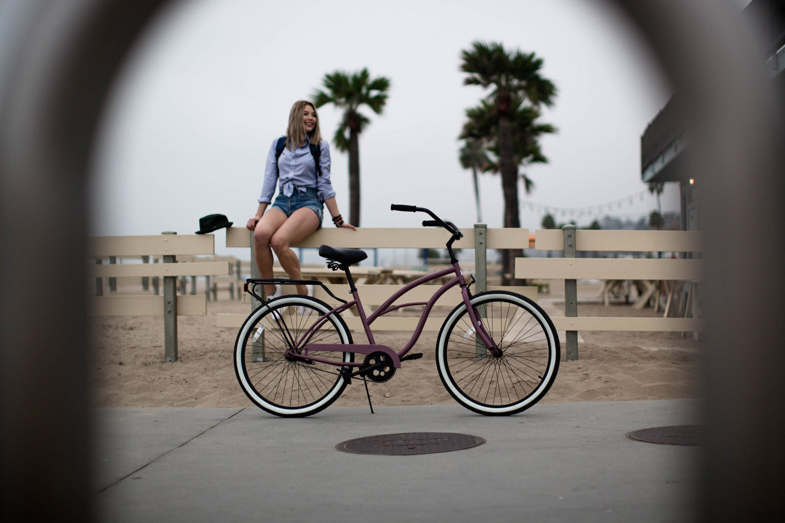 What the Difference Between Various Beach Cruiser Frames?