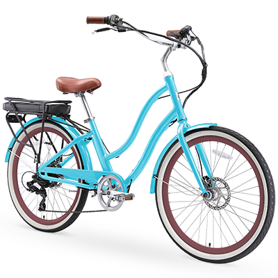 Electric Bicycles On Amazon