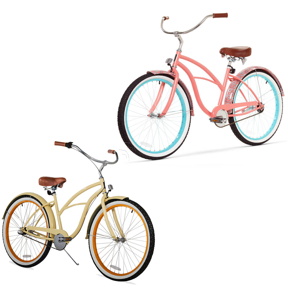 How Does The Paisley Bike Compare To The Scholar Bike Style?