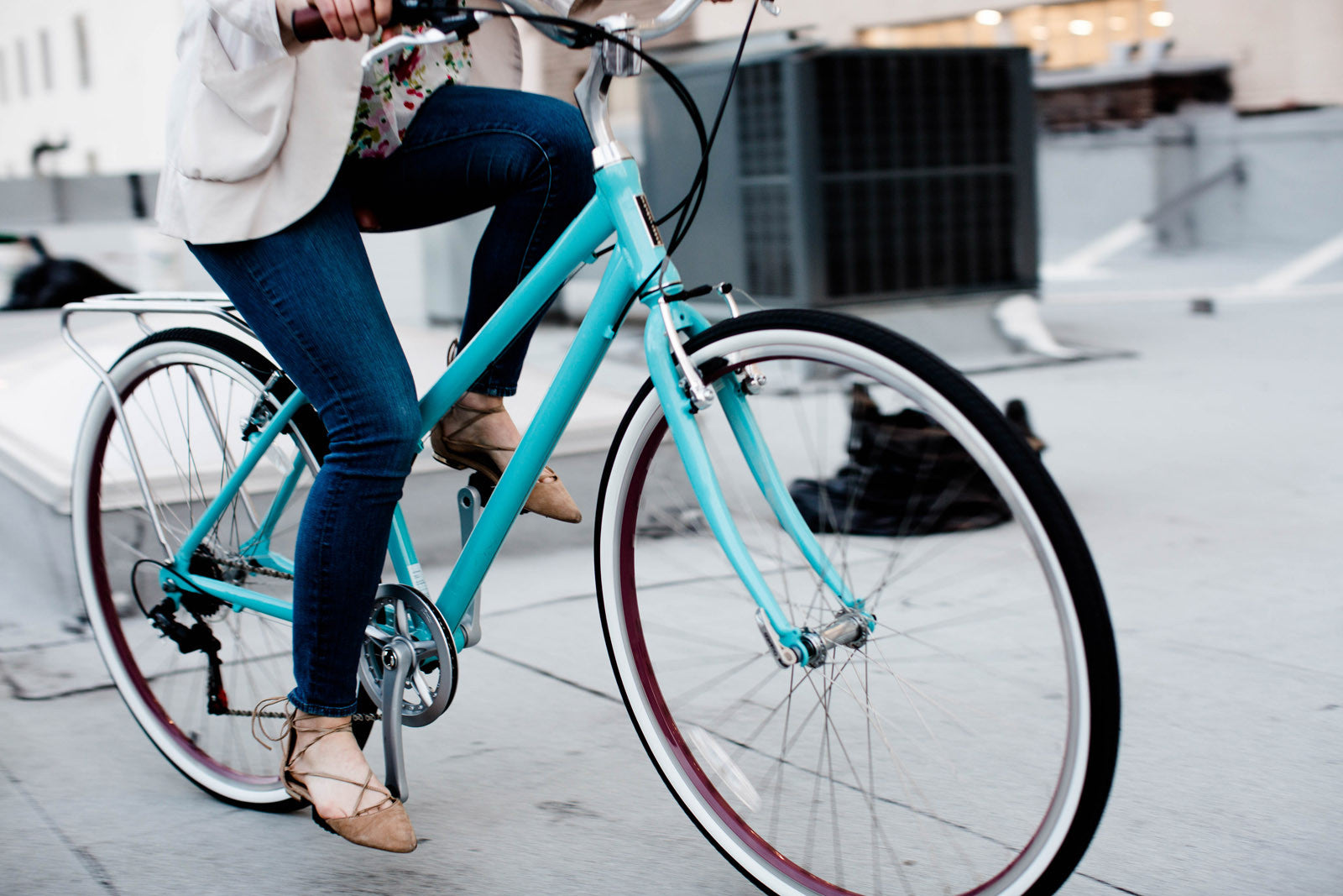 Do You Have Any Women's 1 Speed Bikes Available in Teal?