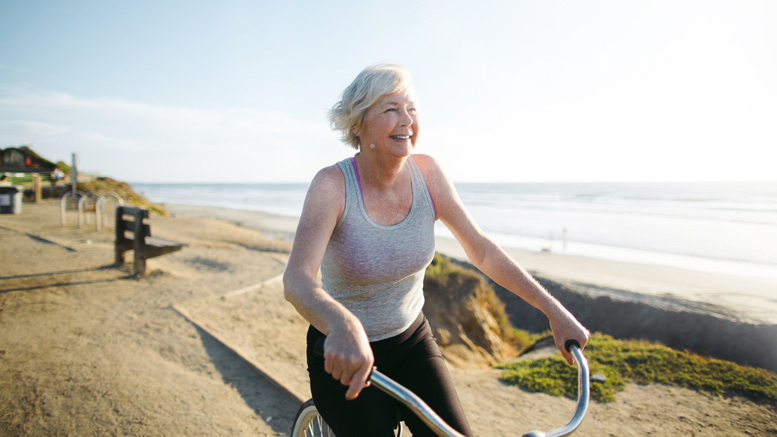 Over The Age of 50? Tips For Bike Riding