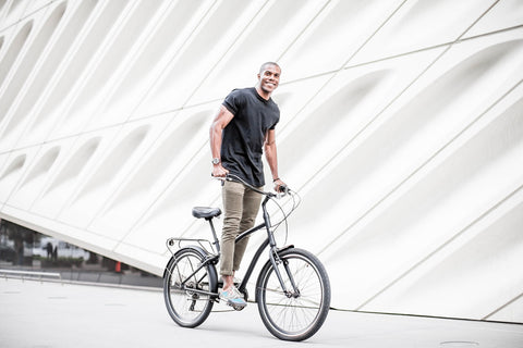 Motorized Bicycle Breakthrough and the Edge of Technology