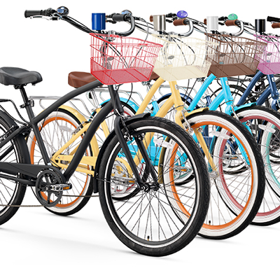 sixthreezero Beach Cruiser Bicycle Collection Page