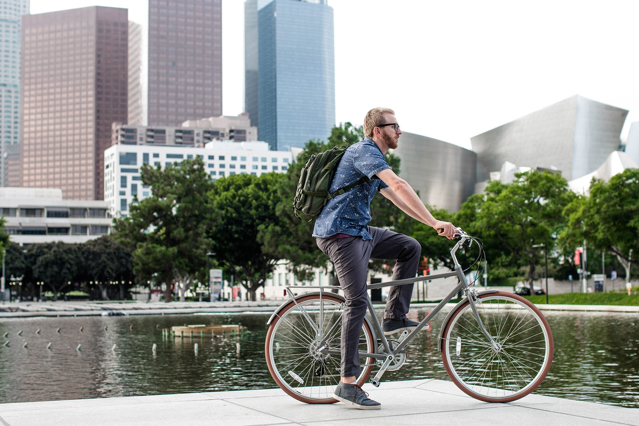 Urban Bike Rider Spotlight: Exciting Growth and New Challenges