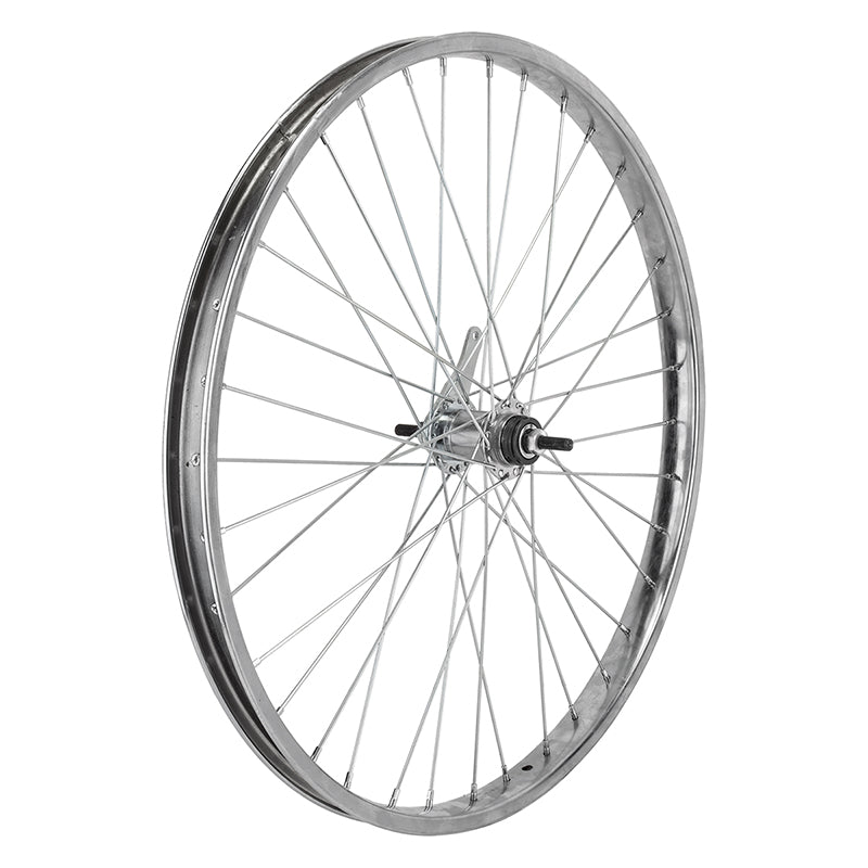 "Wheel Master 26"" Steel Rear Wheel for Cruiser/Comfort Bikes with Trim Kit"