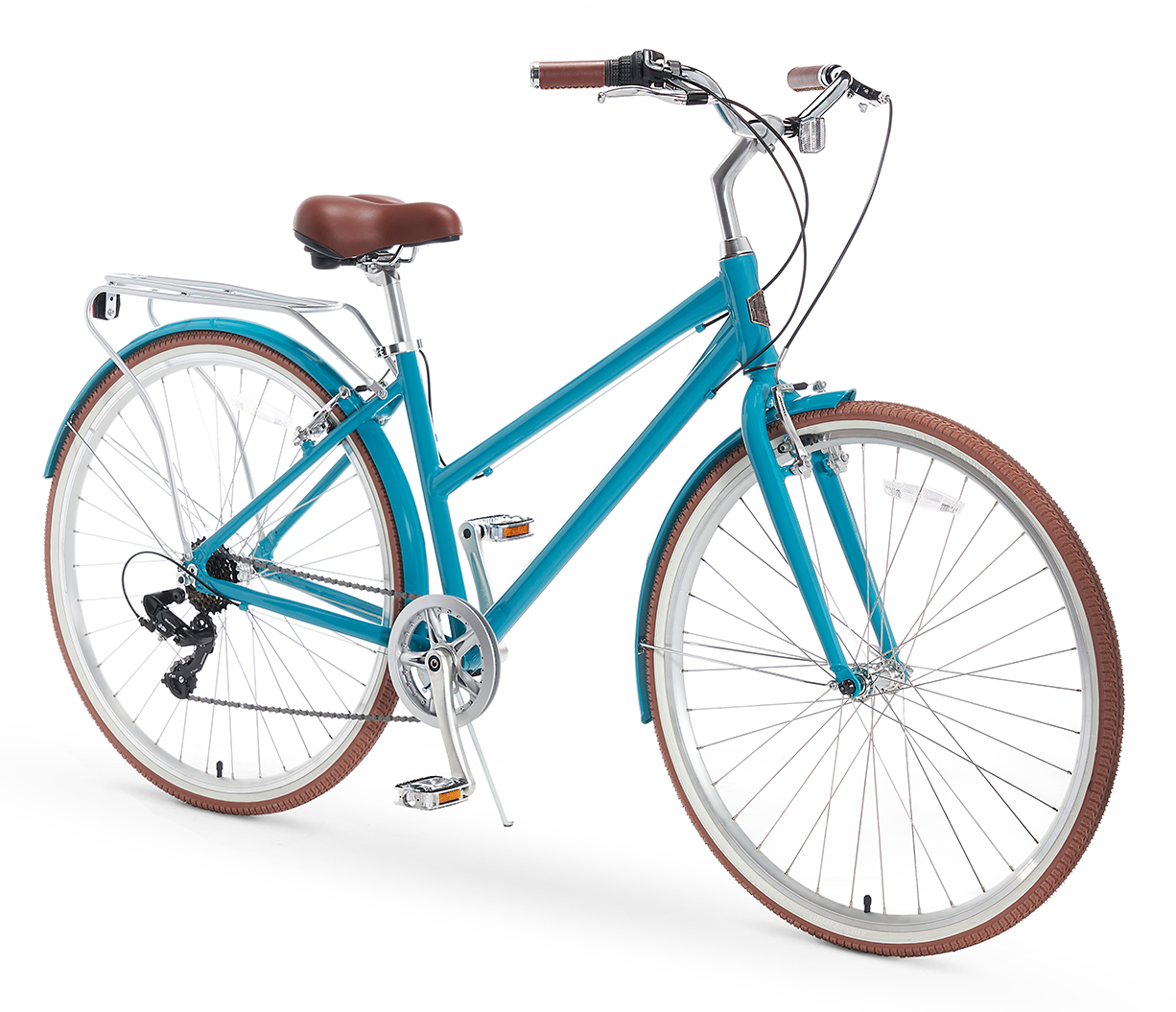 A/O Women's Serena 7 Speed Commuter Bicycle