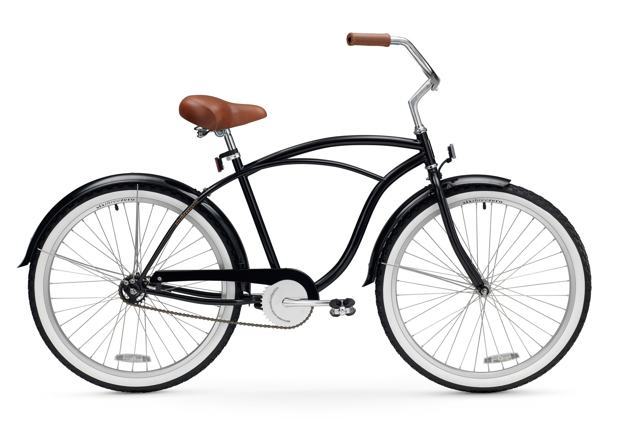 sixthreezero BE Man Single Speed Beach Cruiser Bicycle