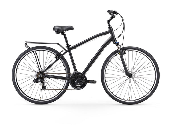 sixthreezero Body Ease Men's 21sp Comfort Bike