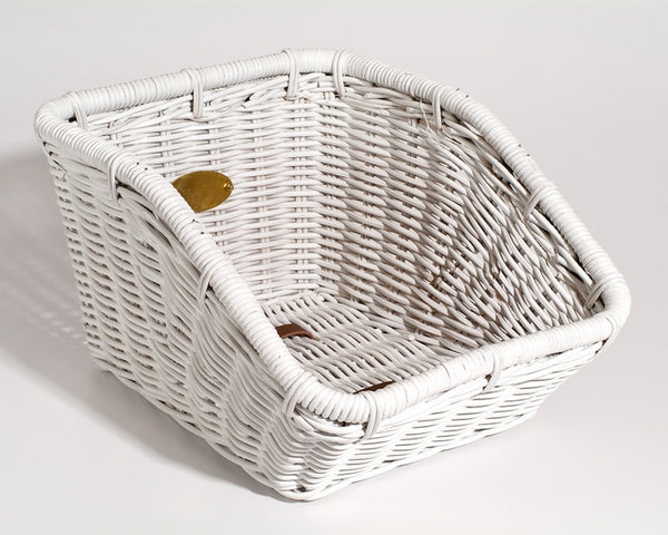 Nantucket Cruiser Collection Rear Wicker Baskets - Adult Size