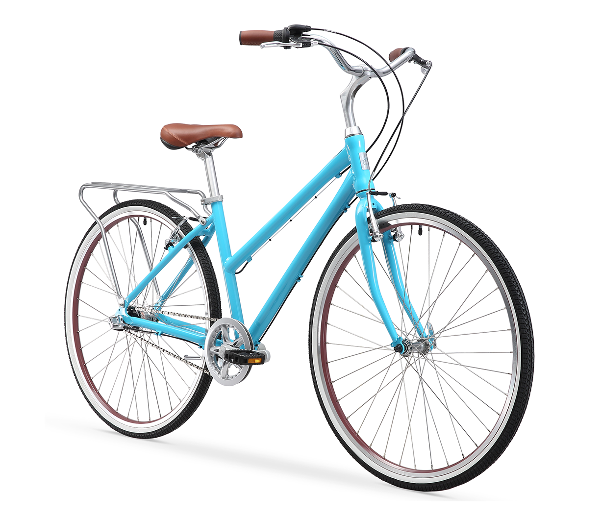 sixthreezero Explore Your Range Women's 3 Speed Commuter Hybrid Bike