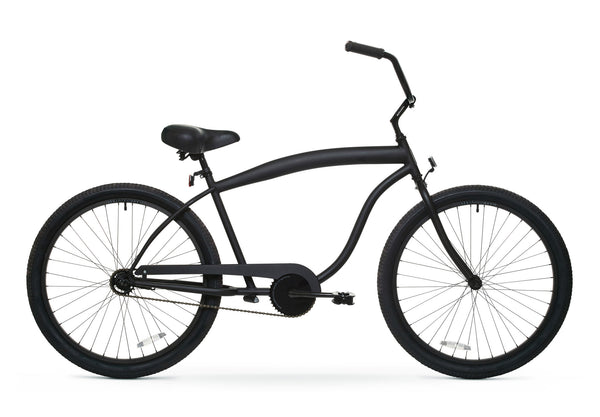 In The Barrel Man Single Speed - Men's Beach Cruiser Bike