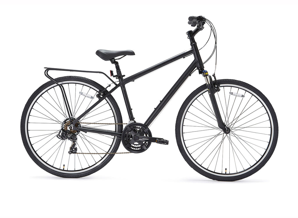 sixthreezero Pave n' Trail Men's 21 Speed Hybrid Bike