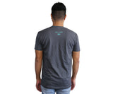 sixthreezero Fading Mint 100% Cotton Unisex Shirt