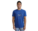 sixthreezero YJYE Legion Blue 100% Cotton Unisex Shirt