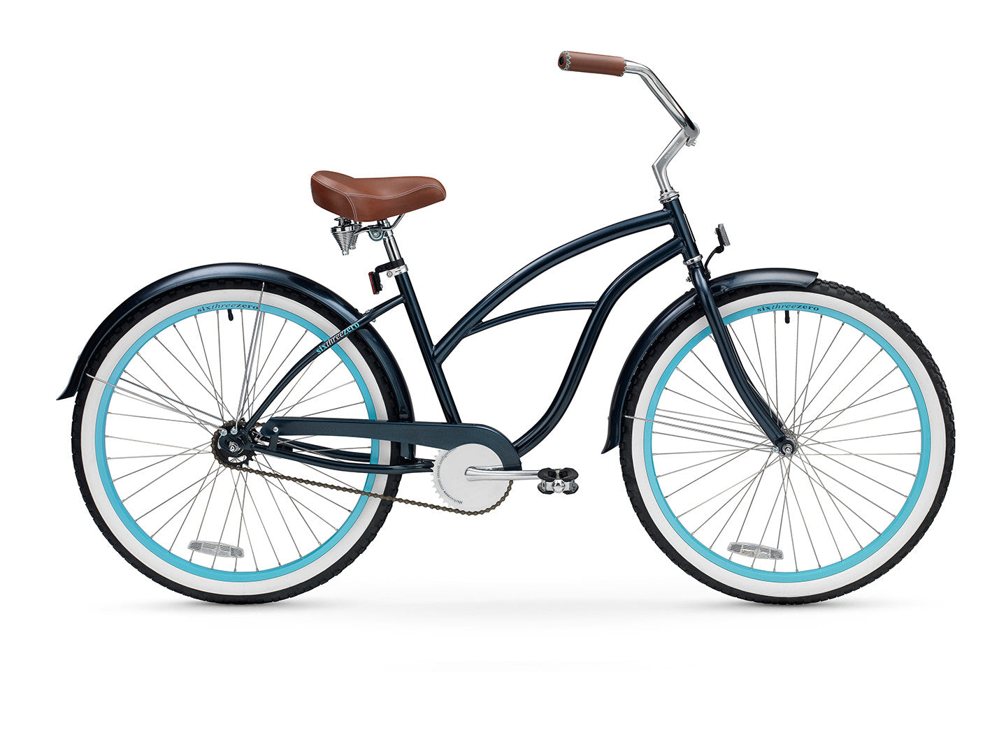 sixthreezero Classic Edition Single Speed Women\'s Beach Cruiser Bike