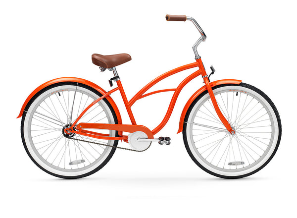 Dreamcycle Woman Single Speed - Women's Beach Cruiser Bike
