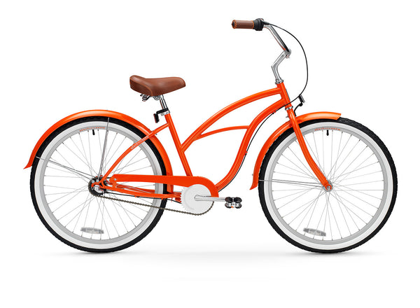 Dreamcycle Woman 3 Speed - Women's Beach Cruiser Bike