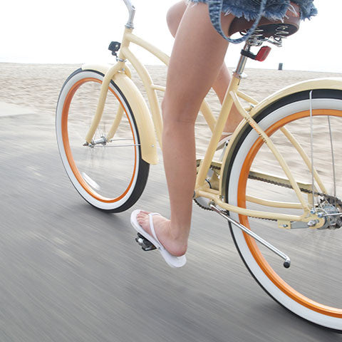 Scholar Woman Single Speed - Women's Beach Cruiser Bike