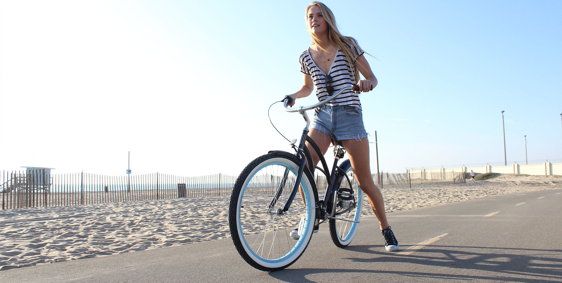 Classic Edition Woman 3-speed - Women's Beach Cruiser Bike