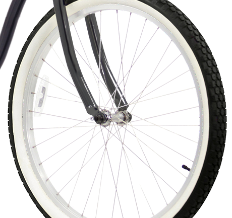 "26"" Single Speed Rims/Wheelset"