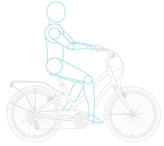 Riding Position 1