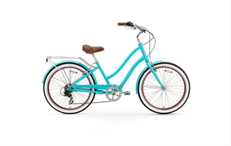 Choose the bike that suits your style