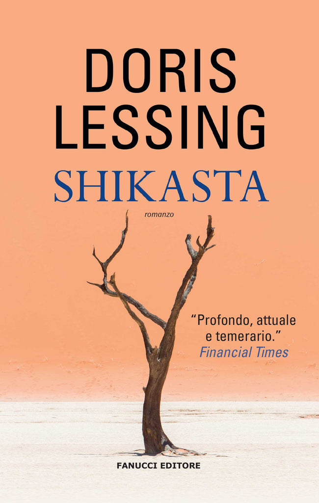 DORIS LESSING: Shikasta
