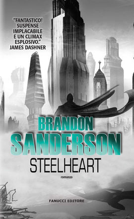 Steelheart (Gli Eliminatori #1)
