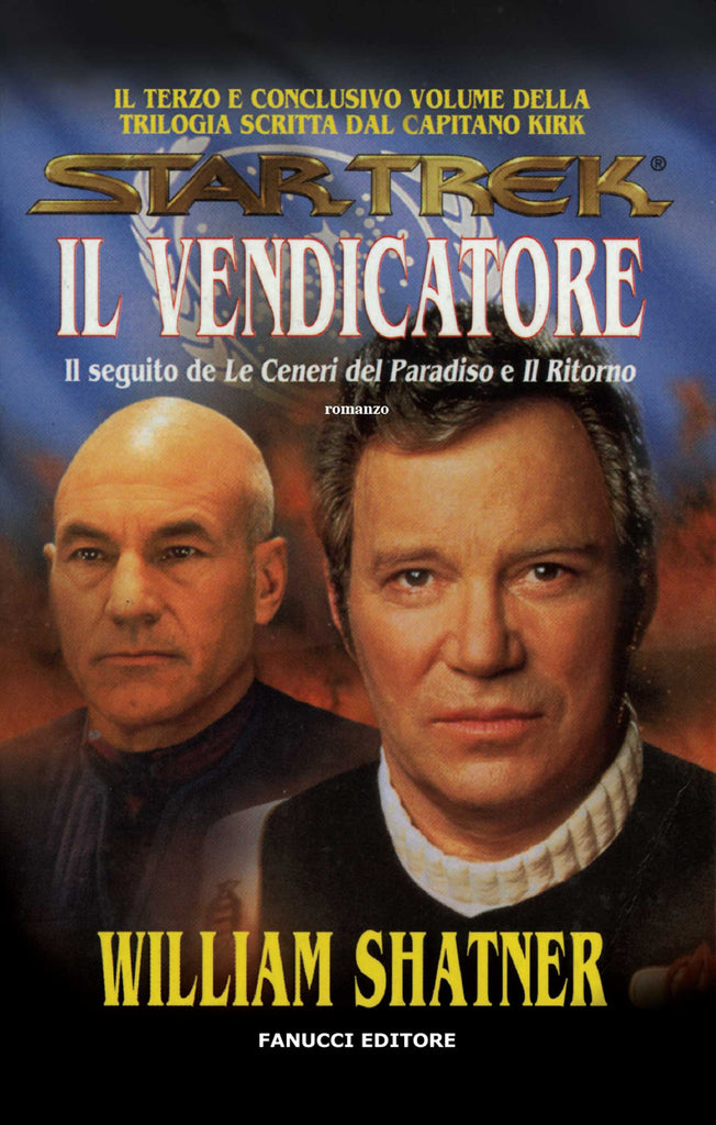 Star Trek: Il vendicatore (Star Trek #3)